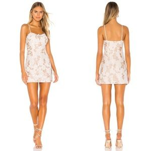 Superdown | Lilia Lace Dress Revolve Medium